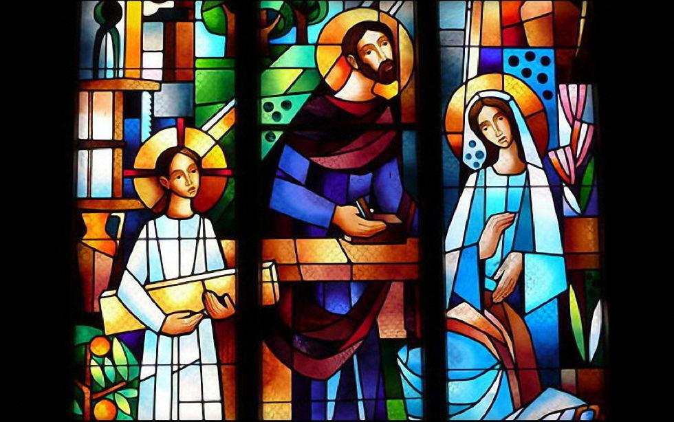 Fiesta de las familias el domingo de la Sagrada Familia