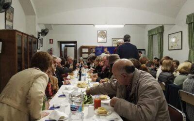 Celebrada la Cena el Hambre en la parroquia