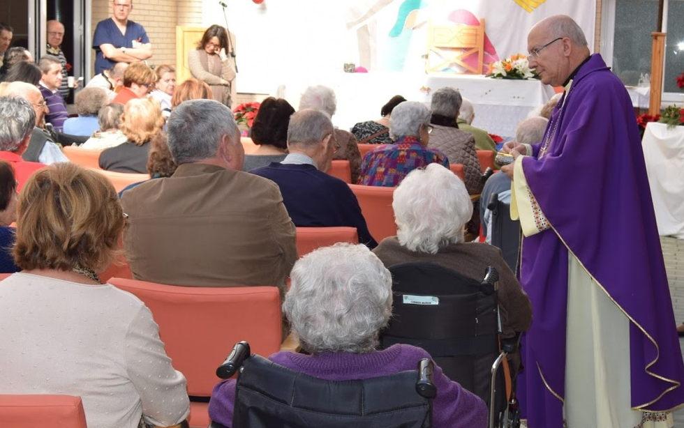 Carta del Obispo a los mayores