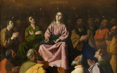 Oramos unidos, aunque no estemos juntos. Pentecostés