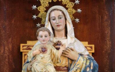 Oramos unidos, aunque no estemos juntos. Sábado de la décima semana del Tiempo Ordinario. Inmaculado Corazón de María