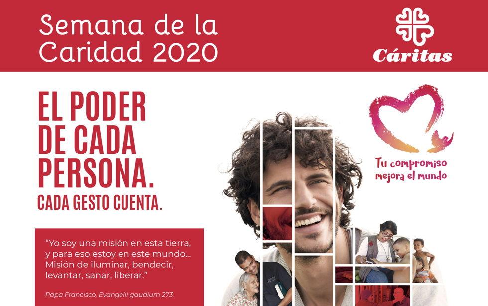 Semana de la Caridad 2020 y Memoria de Cáritas 2019