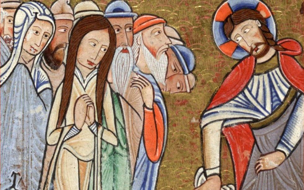 Oramos unidos, aunque no estemos juntos. 29 de julio. Jueves de la decimoséptima semana del Tiempo Ordinario. Santa Marta