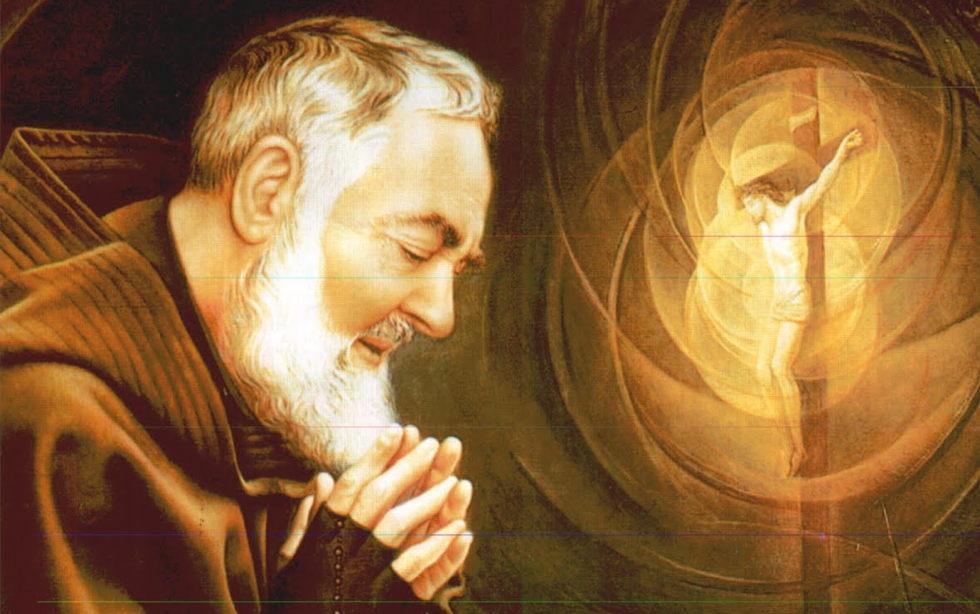 Oramos unidos, aunque no estemos juntos. 23 de septiembre. Jueves de la vigesimoquinta semana del Tiempo Ordinario. Memoria de San Pío de Pietrelcina