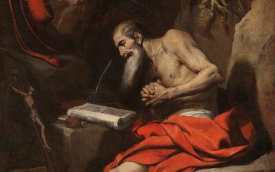 Oramos unidos, aunque no estemos juntos. 30 septiembre. San Jerónimo, presbítero y doctor De la Iglesia (memoria)