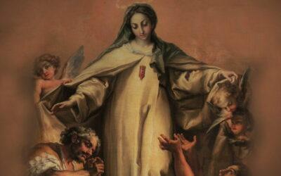 Oramos unidos, aunque no estemos juntos. 24 de septiembre. Viernes de la vigesimoquinta semana del Tiempo Ordinario. Memoria de la Bienaventurada Virgen María de la Merced