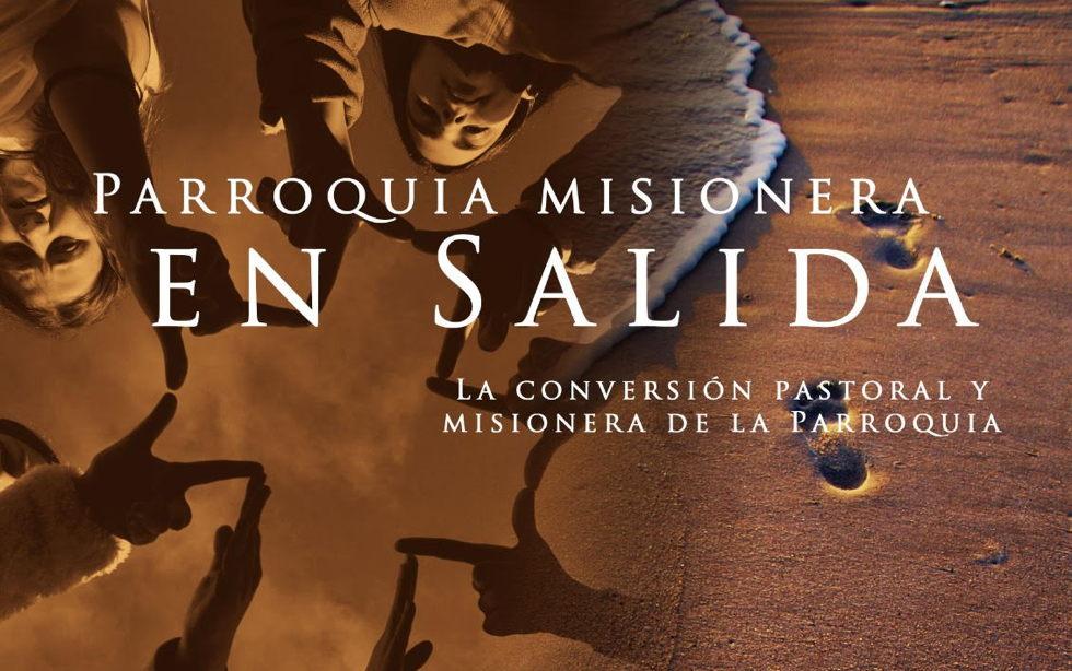 Charla de Jesús Sastre sobre la parroquia misionera el viernes 20, a través de Youtube, organizada por el Equipo para el servicio de animación de una parroquia misionera