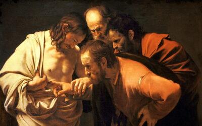 Oramos unidos, aunque no estemos juntos. 11 abril. Domingo 2º de Pascua. Divina Misericordia