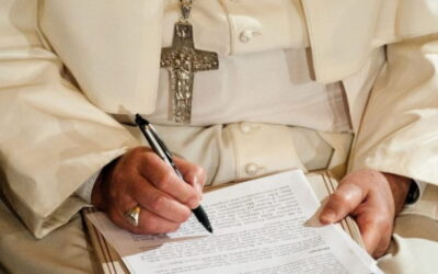El Papa establece el ministerio de catequista