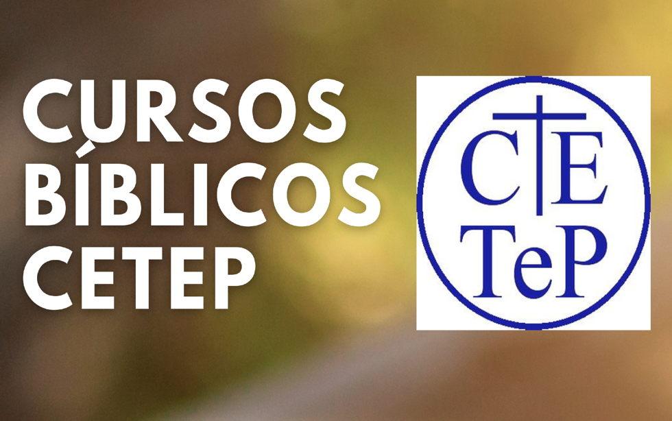 Hay a tu disposición tres cursos bíblicos en el CETEP