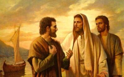 Oramos unidos, aunque no estemos juntos. 17 de octubre. Domingo vigesimonoveno del Tiempo Ordinario